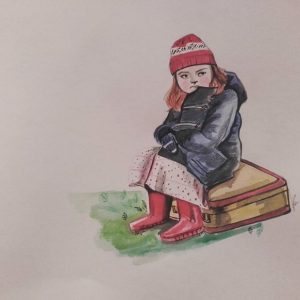 amelia pond - dr. who