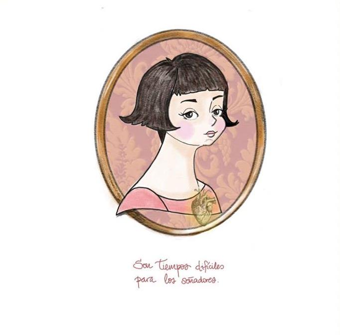 Mireia Clavero - Amèlie - Digital