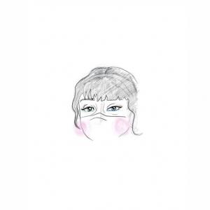Mireia clavero - Selfie enmascarado - Digital