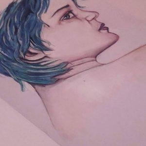 el azul es el color más cálido